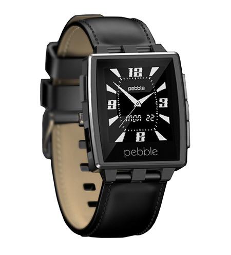 Pebble Steel - лучшие умные часы по состоянию на 2015 год