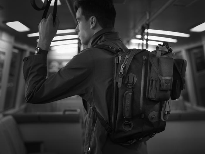 Ember Equipment - городской брутальный рюкзак