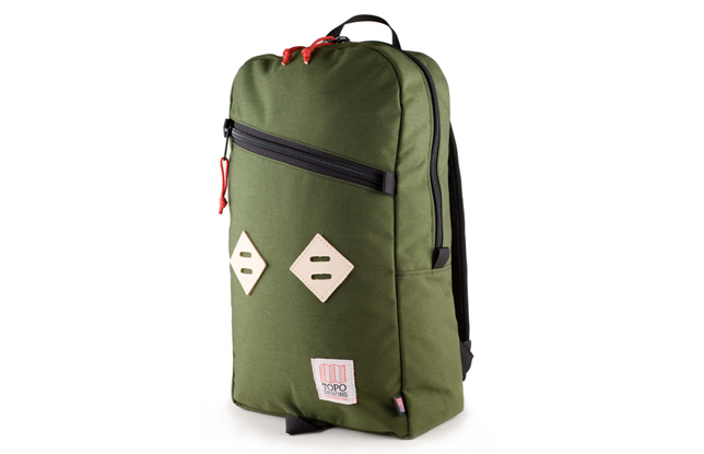 Topo Designs Daypack - красивый и удобный рюкзак