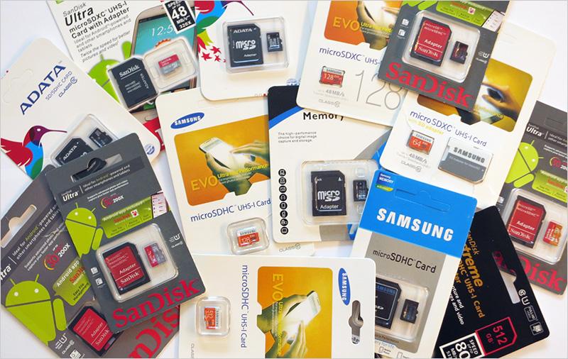 Как определить поддельную Micro SD флеш карту