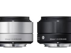 The Sigma 30 mm f/2.8