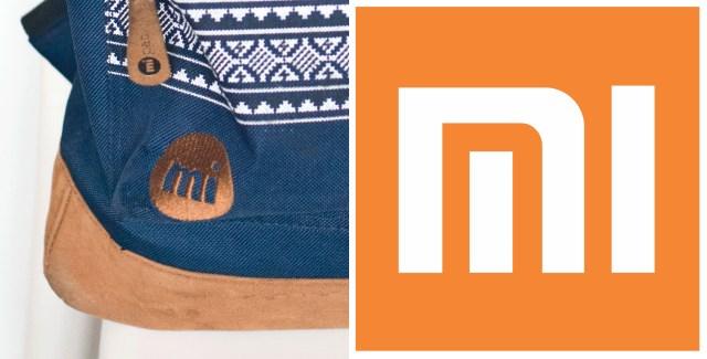 Логотипы Mi Pac (слева) и Xiaomi (справа)
