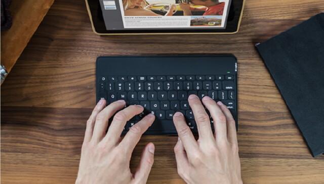 LOGITECH Keys-To-Go - самая удобная из портативных