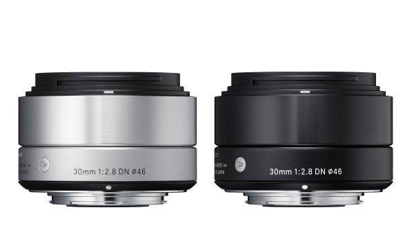 Объектив Sigma 30 mm f/2.8