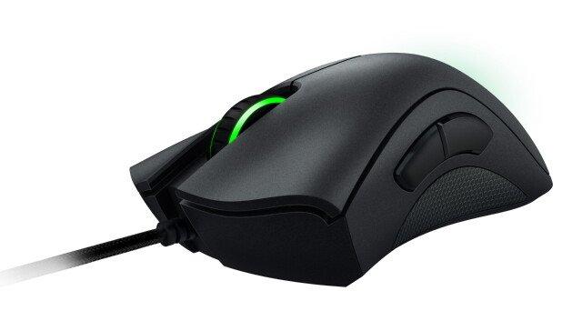 Лучшая игровая мышь Razer DeathAdder 2013