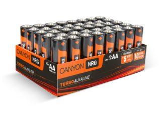 Батарейки CANYON: надежный источник энергии