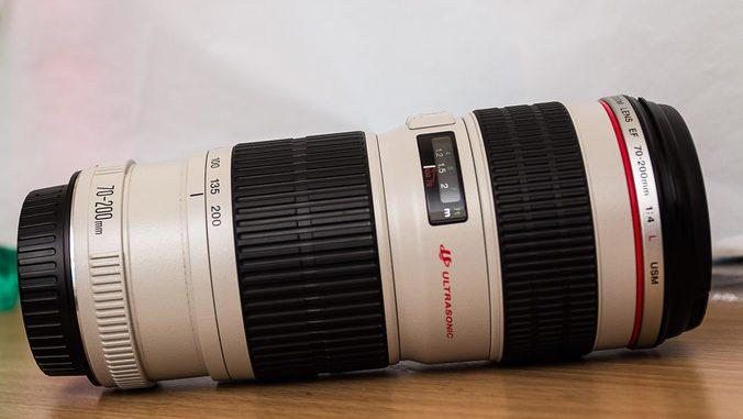 Canon EF 70-200mm f4L