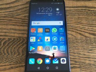 Huawei Nova 2i (он же Honor 7X)